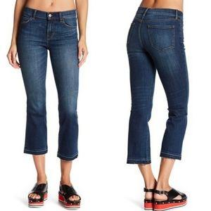 J Brand Bootcut Skinny Crop Jeans SZ 29 NWOT